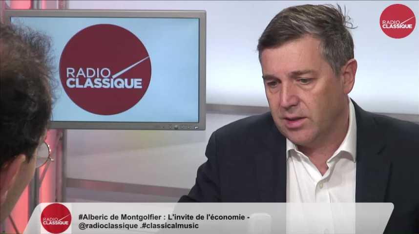 """Illustration pour la vidéo """"Cette année, l'hypothèse de croissance retenue ne peut être atteinte"""" Albéric de Montgolfier (24/11/2016)"""