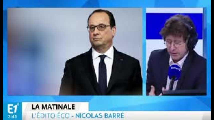 Illustration pour la vidéo Le bilan économique de François Hollande