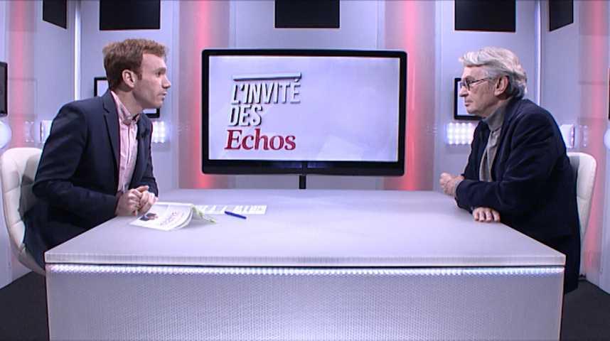 Illustration pour la vidéo Loi travail : la rivalité Valls-Macron a pesé, selon Jean-Claude Mailly
