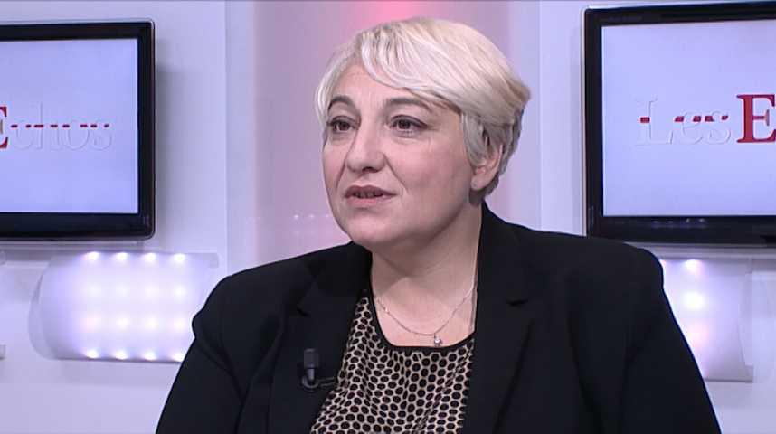 Illustration pour la vidéo Pascale Boistard: «Les candidats de droite, surtout François Fillon, promettent du sang et des larmes»