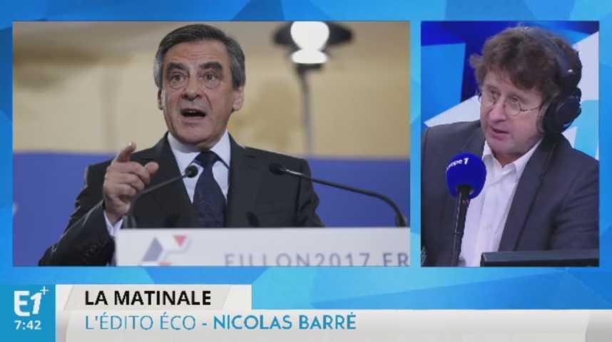 Illustration pour la vidéo Dialogue social : la nouvelle bataille de François Fillon