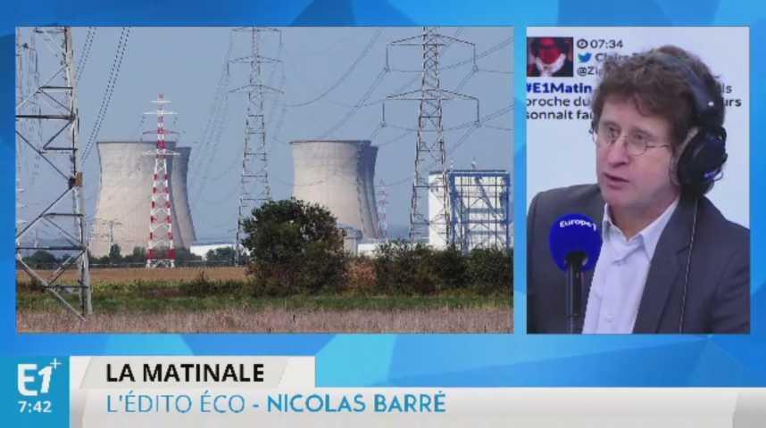 Illustration pour la vidéo Nucléaire : plusieurs réacteurs ont pu redémarrer