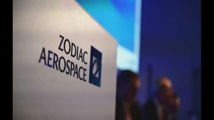 Illustration pour la vidéo Safran rachète Zodiac Aerospace pour former un géant mondial