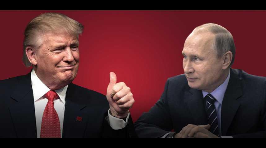 Illustration pour la vidéo Etats-Unis, Chine, Russie : comment Trump peut provoquer un choc des nationalismes