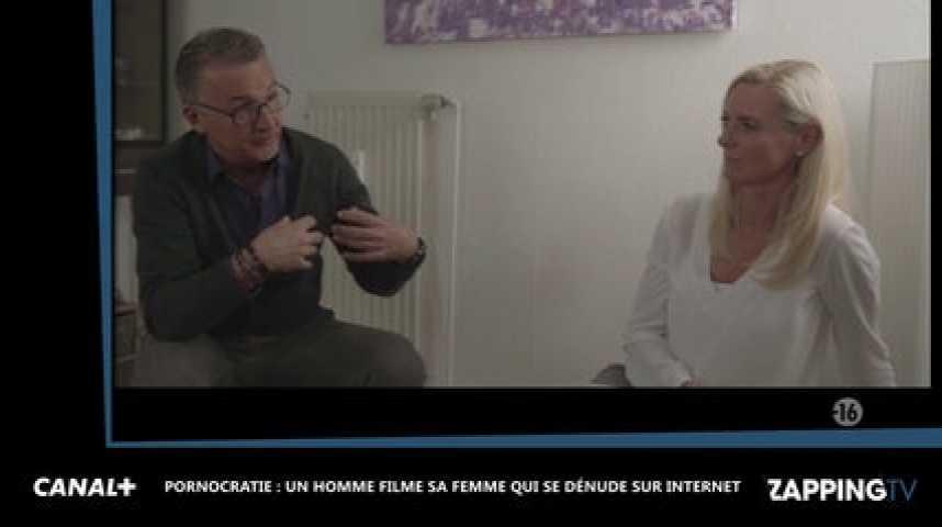 Il Filme Sa Femme pornocratie : il filme sa femme qui se dénude devant des inconnus