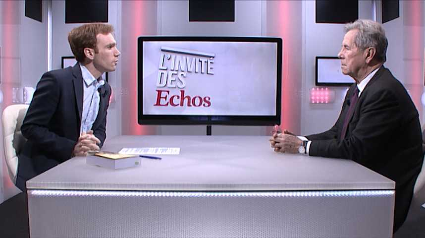 """Illustration pour la vidéo Primaires : """"des pratiques qui ont tué les 3e et 4e République"""", selon Jean-Louis Debré"""
