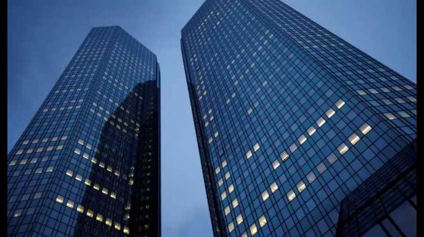 Illustration pour la vidéo Pourquoi Deutsche Bank écope de 630 millions de dollars d'amende