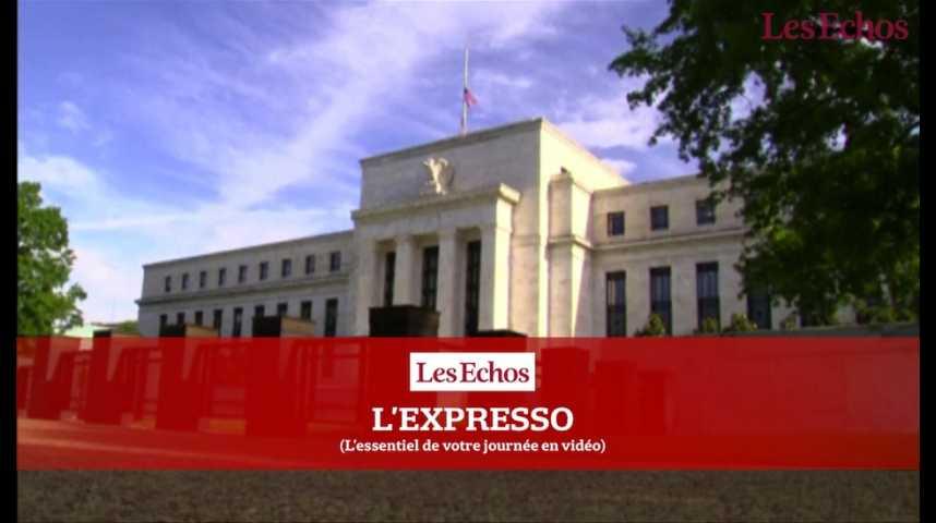 Illustration pour la vidéo La Fed doit s'exprimer sur ses taux, la tension monte avec Donald Trump