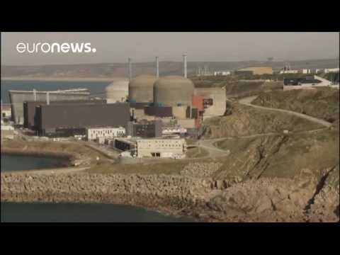 Flamanville nuclear power plant blast: no radioactive leak, say officials