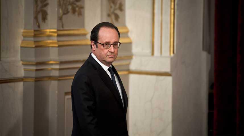 Illustration pour la vidéo Cote de confiance : les Français ont déjà tourné la page Hollande