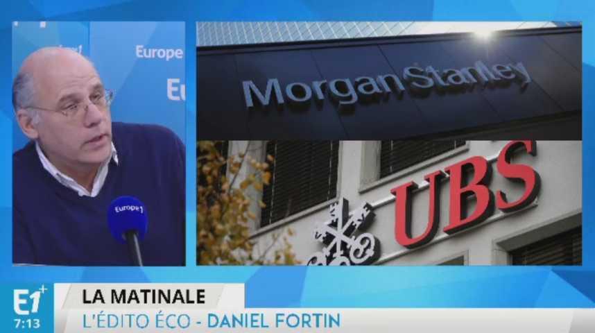 Illustration pour la vidéo Brexit : les grands banquiers réclament une réforme complète du Code du travail français