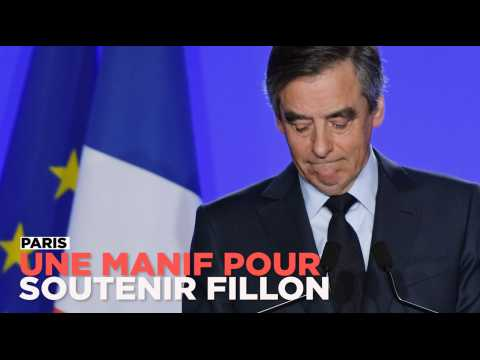 Image result for fillon rassemblement