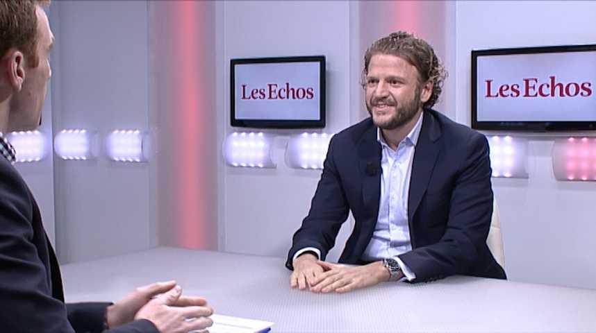 Illustration pour la vidéo «La France crée le plus de start-up en Europe, mais deux fois moins d'ETI», selon David Layani (Onepoint)