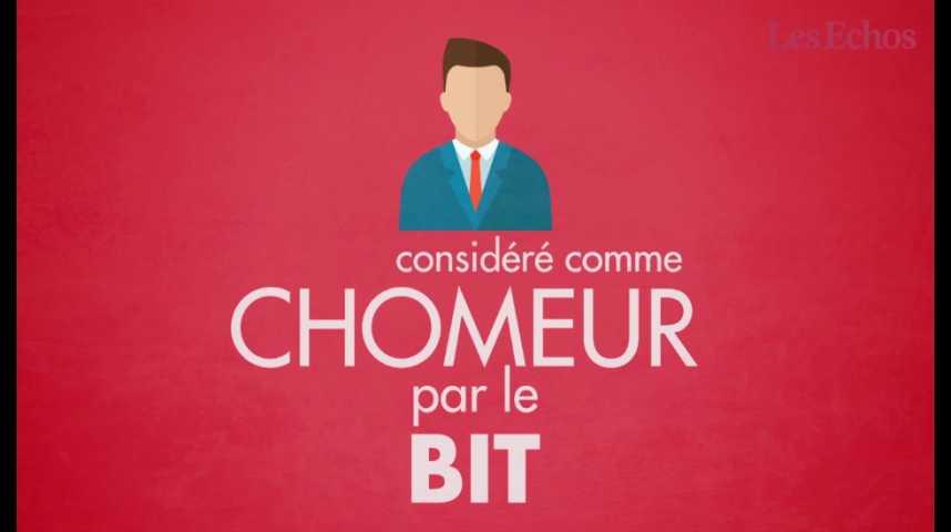 Illustration pour la vidéo Le chômage baisse-t-il vraiment en France ?