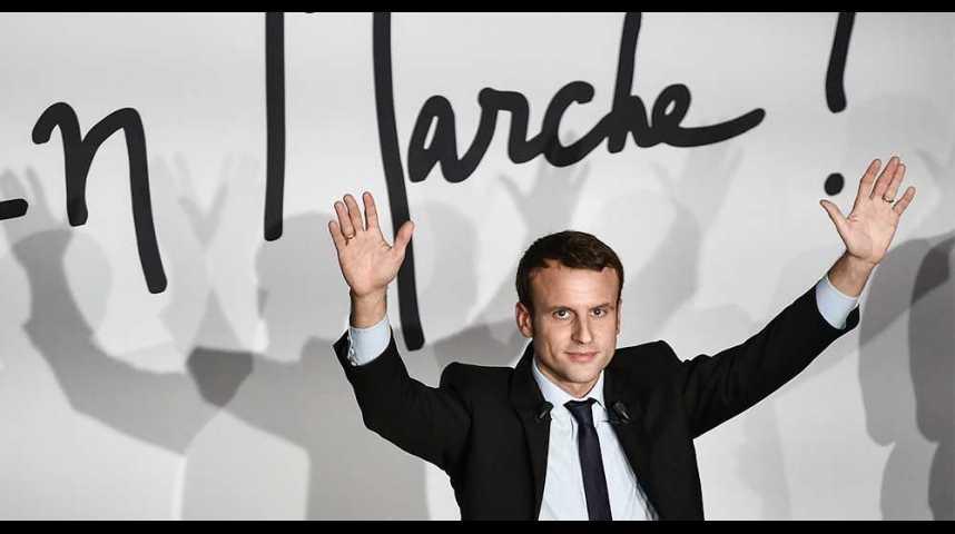 """Illustration pour la vidéo Phénomène Macron : qui pourra arrêter le fondateur d' """"En Marche"""" ?"""