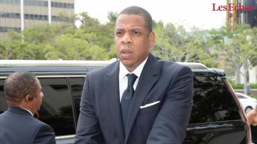 Illustration pour la vidéo Jay Z, star du rap et de l'entreprenariat