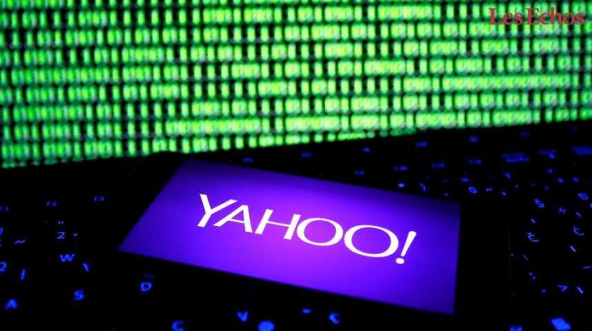 Illustration pour la vidéo Yahoo ! un rachat à 4,48 milliards de dollars