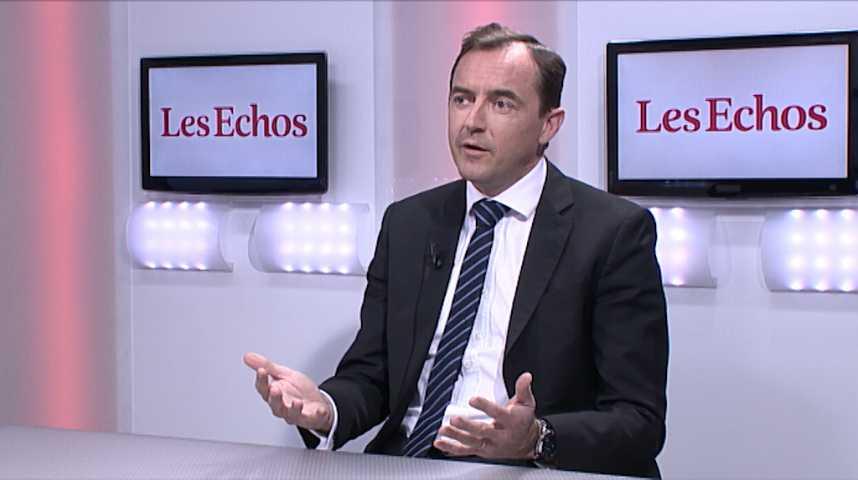 Illustration pour la vidéo 7% de chômage en France, en 2022? «Réaliste, mais avec un paquet de réformes», selon le PDG d'Adecco