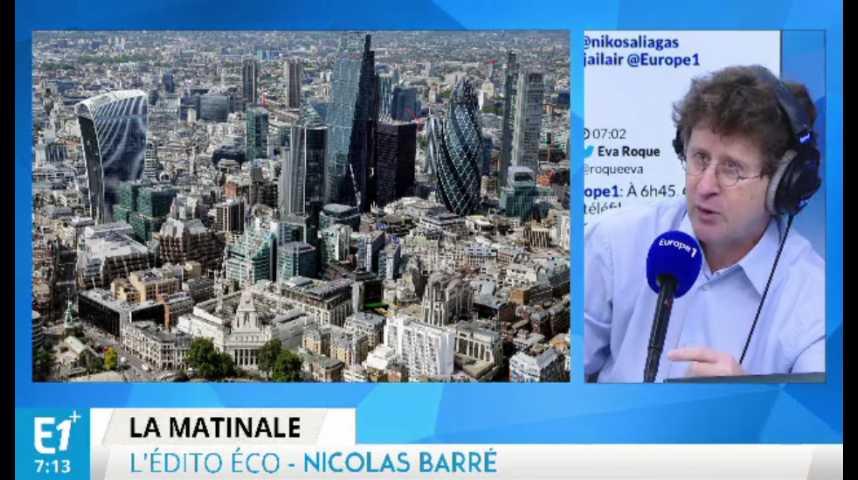 Illustration pour la vidéo Brexit : l'Europe ne fera pas de cadeau à la City