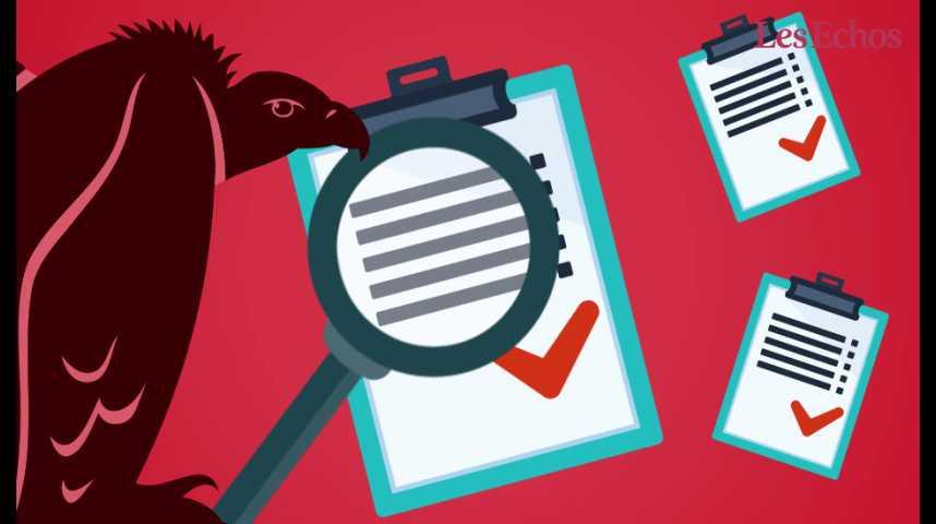Illustration pour la vidéo Faut-il avoir peur des fonds vautours ?