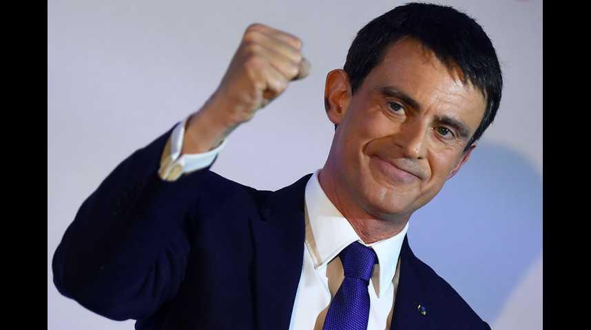 Illustration pour la vidéo Primaire à gauche : un défi à trois inconnues pour Manuel Valls face à Benoît Hamon au second tour