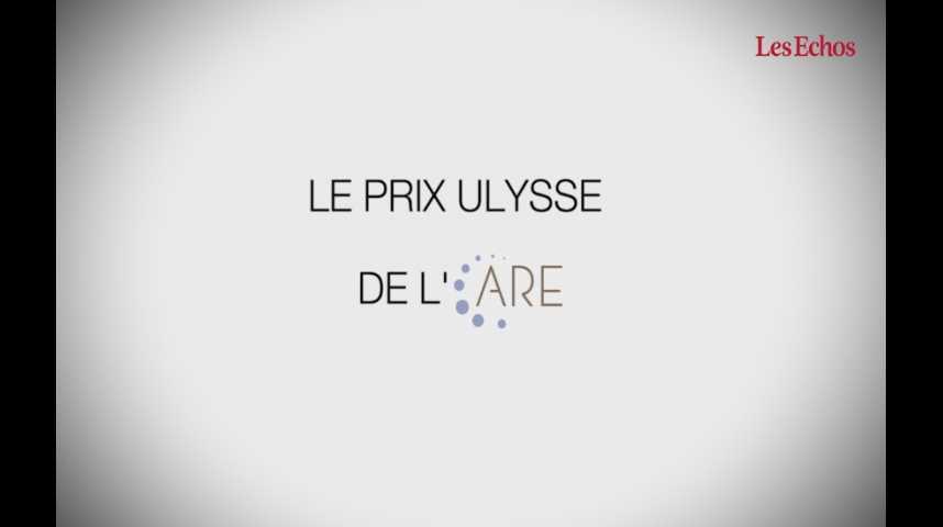 Illustration pour la vidéo Le Prix Ulysse de l'ARE