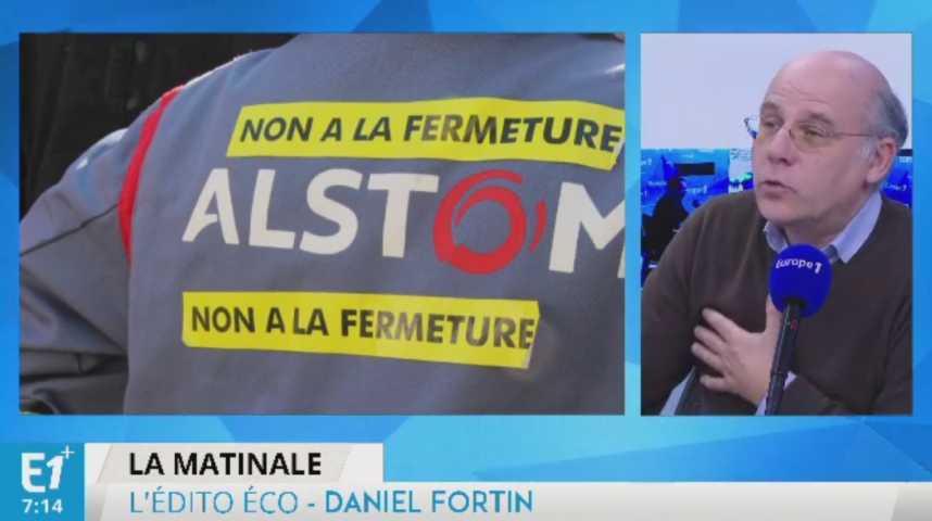 Illustration pour la vidéo Alstom : le plan de sauvetage a été refusé par Bercy