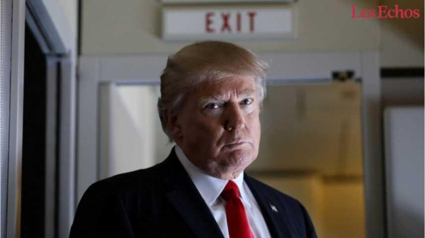 Illustration pour la vidéo Décret migratoire annulé : première défaite pour Donald Trump