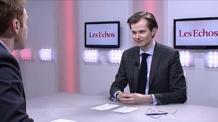 """Illustration pour la vidéo «Emmanuel Macron est le candidat """"En marche ou crève"""" », dénonce Guillaume Larrivé (LR)"""