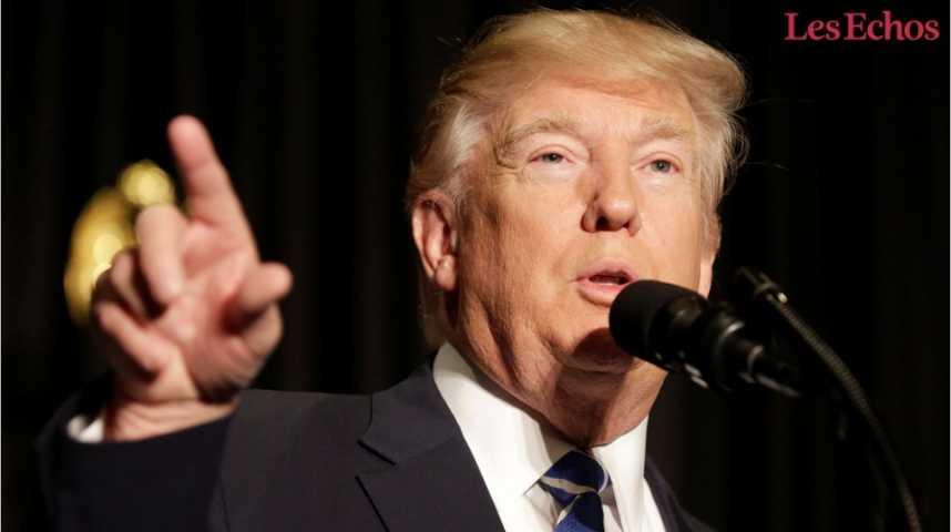 Illustration pour la vidéo La gestuelle de Trump décryptée par un spécialiste