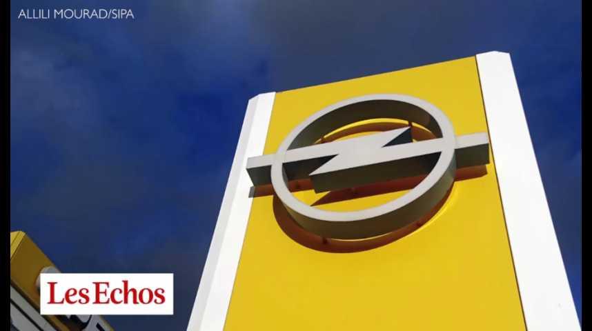 Illustration pour la vidéo PSA - Opel : comprendre les enjeux d'un possible rachat en 2 minutes