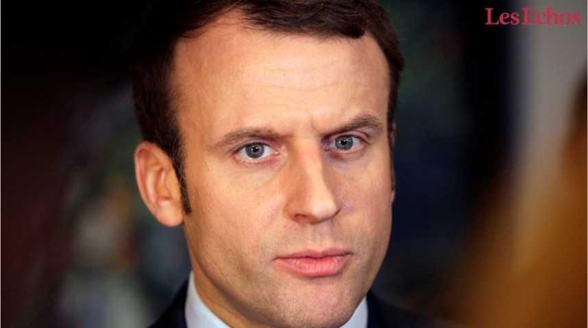 Illustration pour la vidéo Emmanuel Macron crée la polémique après ses propos sur la colonisation