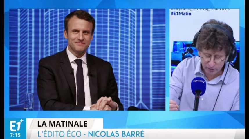 Illustration pour la vidéo Emmanuel Macron : que vaut son programme économique ?