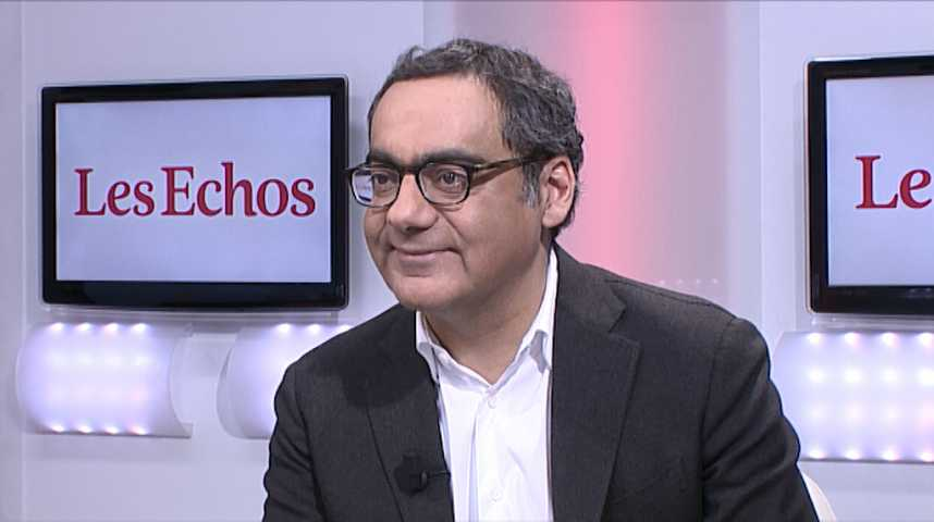 Illustration pour la vidéo L'Invité des Echos : Robert Vassoyan, président de Cisco France