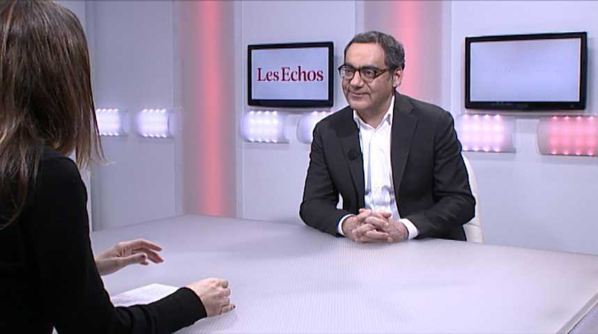 """Illustration pour la vidéo Moral des investisseurs américains en France : """"il y a un point d'inflexion"""""""