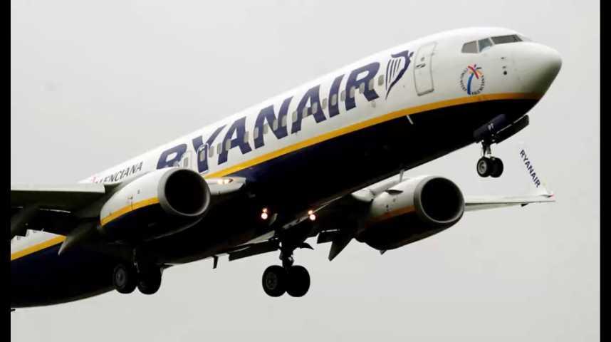 Illustration pour la vidéo Brexit : du plomb dans l'aile de Ryanair ?