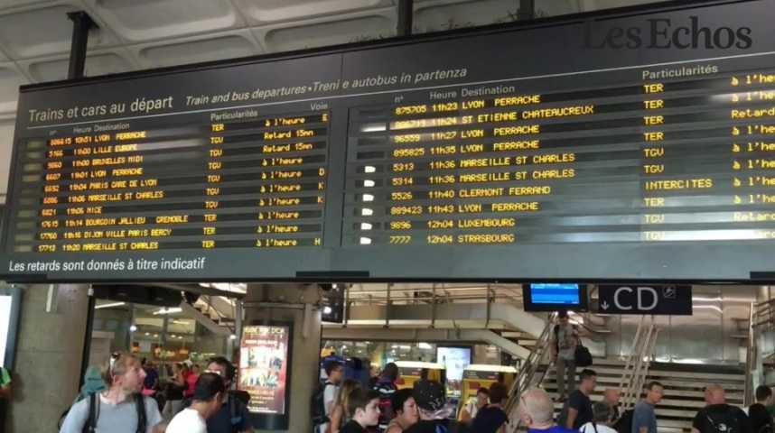 Illustration pour la vidéo SNCF : la nouvelle assurance contre les trains supprimés, comment ça marche ?