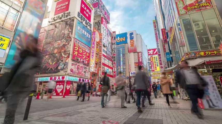 Illustration pour la vidéo Japon : le gouvernement valide un plan de relance massif à 240 milliards d'euros