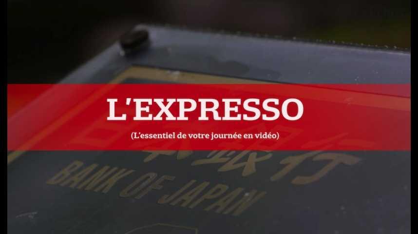Illustration pour la vidéo L'Expresso du 29 juillet 2016 : la BoJ annonce de légers assouplissements...