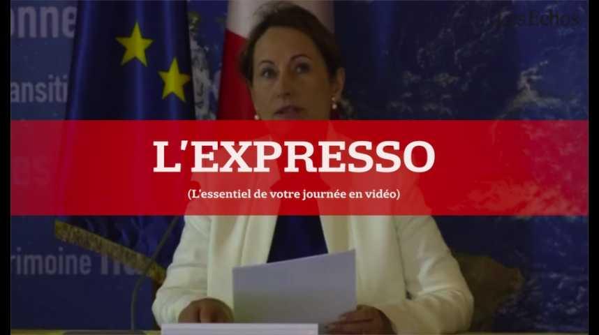 Illustration pour la vidéo L'Expresso du 4 août 2016 : le baromètre des personnalités politiques les plus populaires...