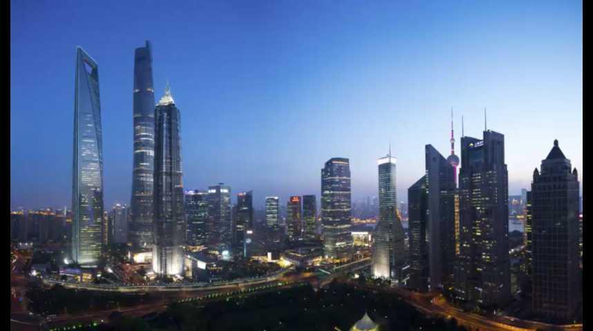 Illustration pour la vidéo Chine : la production et la consommation ralentissent en juillet