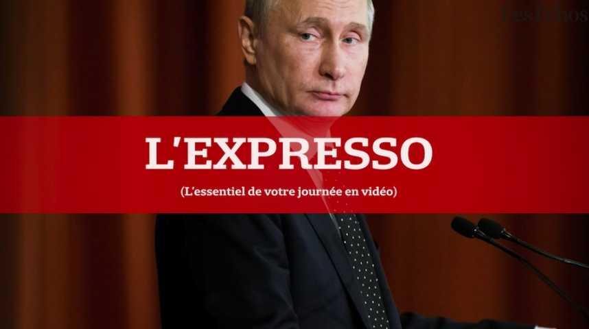 Illustration pour la vidéo L'Expresso du 9 août 2016 : Poutine et Erdogan, un sommet pour dégeler les relations russo-turques...
