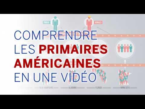 Tout comprendre aux primaires américaines en une vidéo