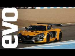 Renaultsport RS 01 - Sức mạnh GT-R và lực lượng xuống Le Mans evo REVIEW.mp4