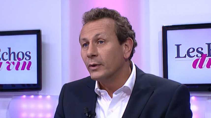 Illustration pour la vidéo Alain Marty : «Le vin, un formidable vecteur de networking»