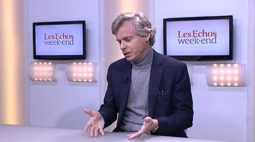 Illustration pour la vidéo Laurent Boillot, président-directeur général de Guerlain
