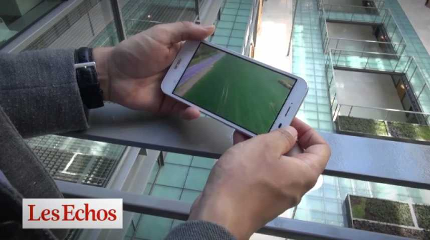 Illustration pour la vidéo Test tech: le Zenfone Zoom d'Asus à la loupe