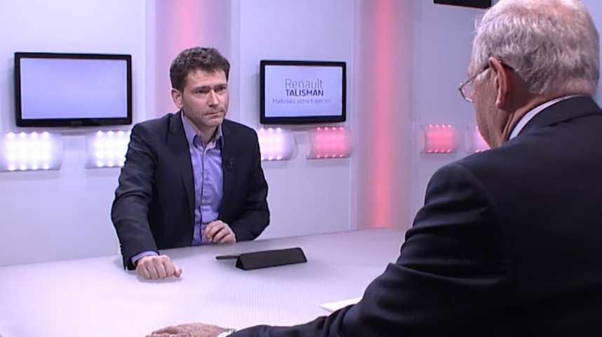 """Illustration pour la vidéo Jean-Pierre Floris (Verallia) : """"L'entrée en Bourse est une décision qui appartient aux actionnaires"""""""