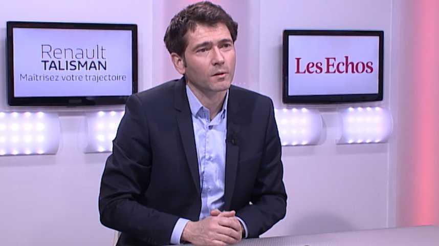 """Illustration pour la vidéo Philippe Salle (Elior Group) : """"Dans la restauration collective, nous essayons de signer quelques plats avec Alain Ducasse"""""""