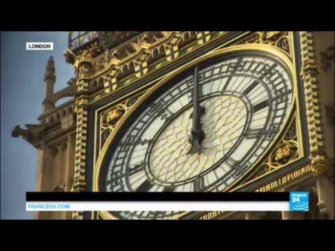 Big Ben makeover: London clock tower to undergo 40 million euro upgrade